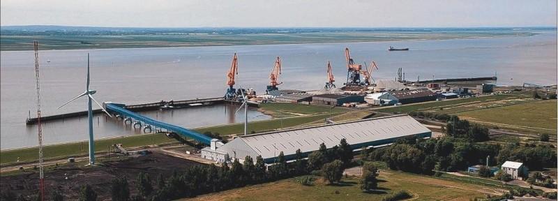Elbehafenluft