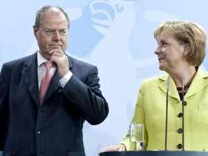 Merkel Steinbrück