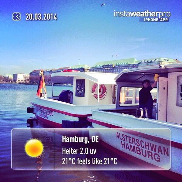 Hamburg temperatur78