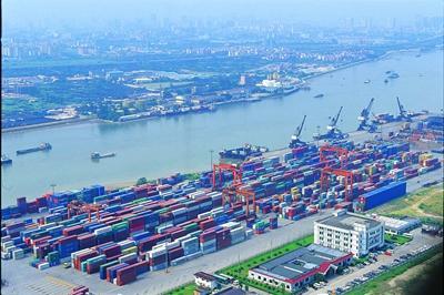 ChinaBinnenschifffahrt