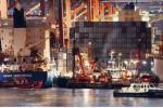 Containerumschlag Hamburg45