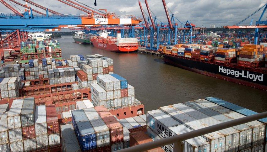 Containerschifffahrt2016