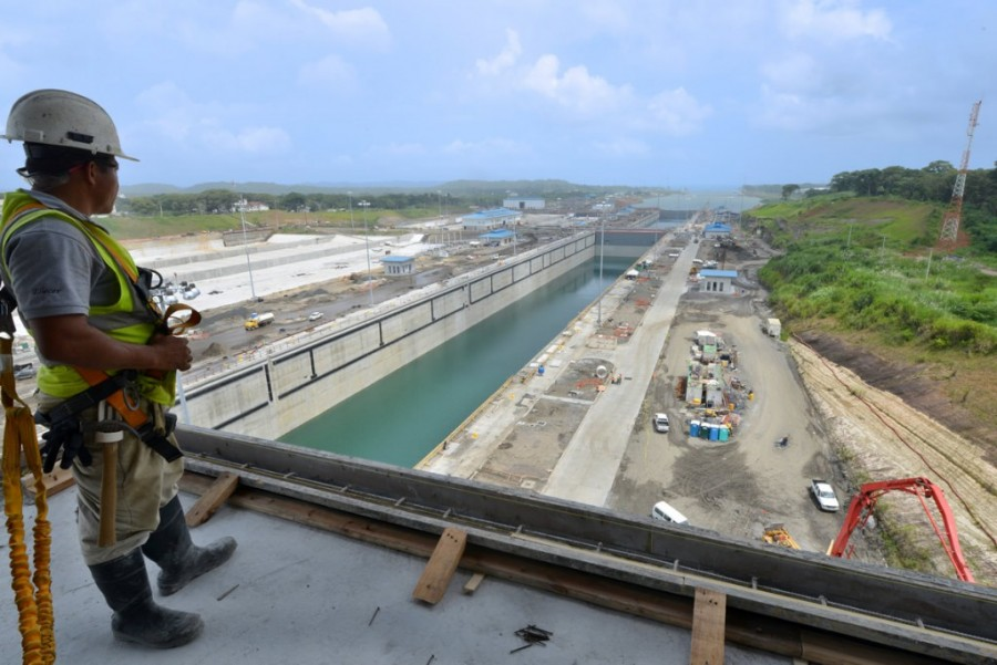 Inauguration-of-Expanded-Panama-Canal-Faces-Another-Delay-1024x684