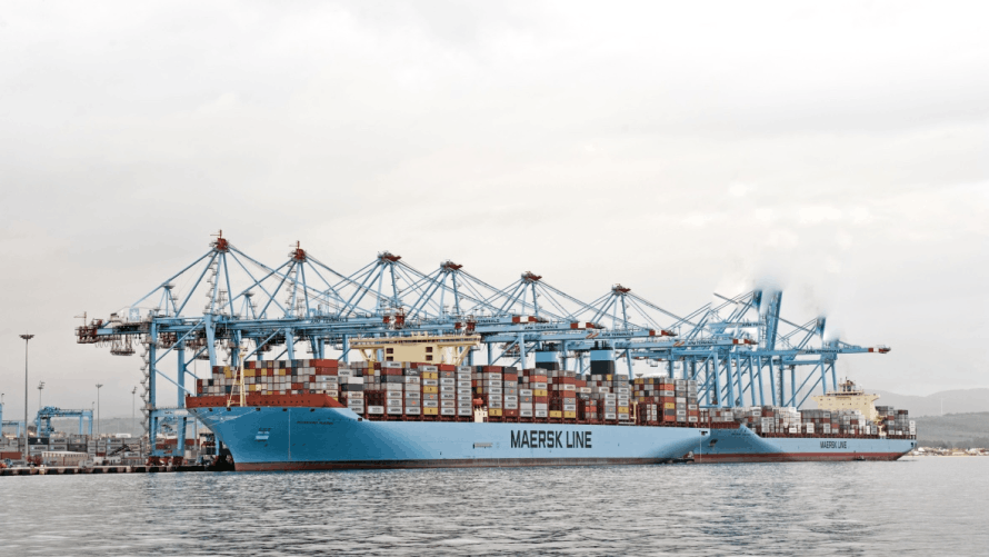 MaerskContainermanagement