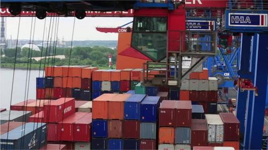 VideoHamburg Hafen