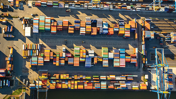 Containerterminal NRW