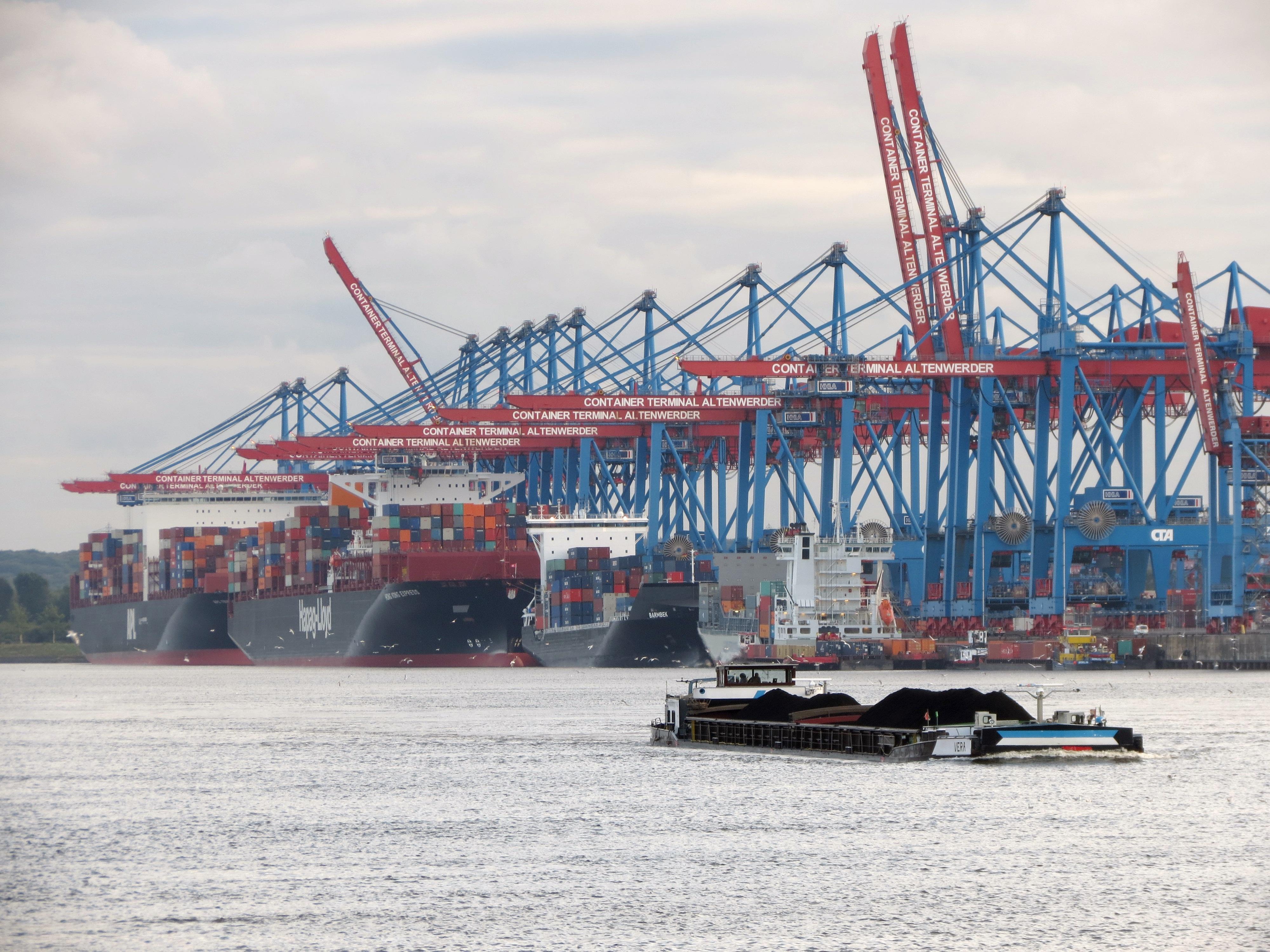 Hamburg Hafen das Tor zur Welt Teil 3 | NOK21
