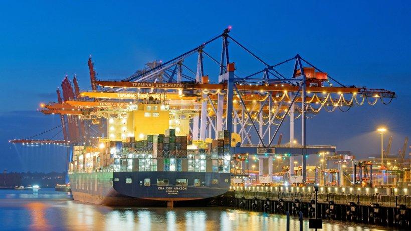 wichtigsten containerhäfen der welt